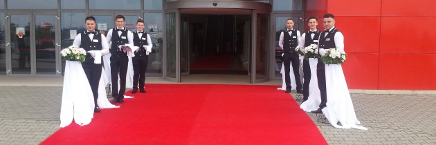 Evenimente deosebite marca Ambasador Oradea